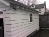 Before Gutters to Garage