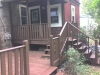 Refurbished Deck and Stairs