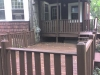 Beautiful Stained Deck