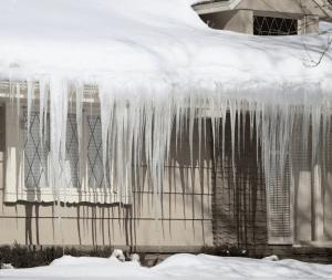 Extreme Ice Dam